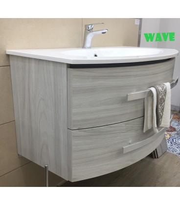"""Mobile da bagno sospeso """" Wave """""""