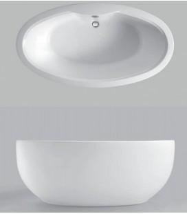 Vasca da bagno Clas+ 180x95xh 62